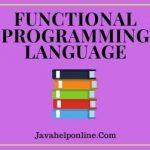 Functional Programming Language