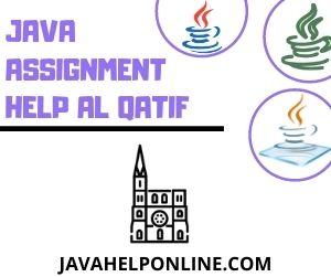 Java Assignment Help Al Qatif