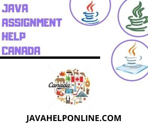 Java Assignment Help Canada