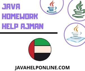 Java Homework Help Ajman