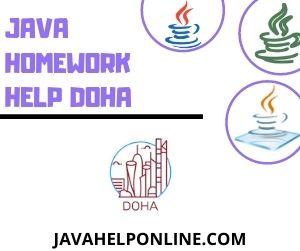 Java Homework Help Doha