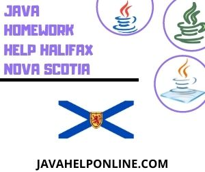 Java Homework Help Halifax Nova Scotia