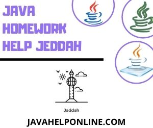 Java Homework Help Jeddah