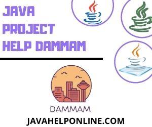 Java Project Help Dammam