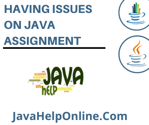 Having Issues on Java Assignment
