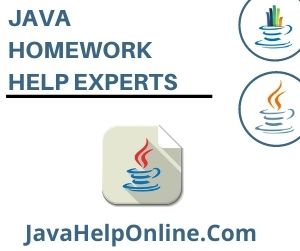 Java Homework Help Experts